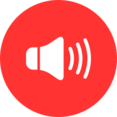 Flat Volume Icon