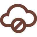 Cloud Disabled Icon