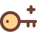 Key Plus Icon