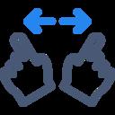 Move Apart Icon
