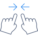 Move Together Icon