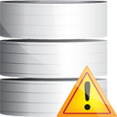 database_warning