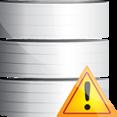 database_warning