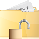 folder_unlock