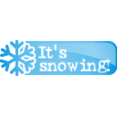 its_snowing_button