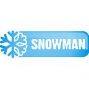 snowman_button