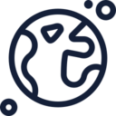 Earth Icon 5173 Dryicons