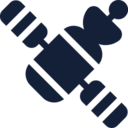 Space Satellite Icon