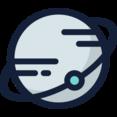 Uranus Icon