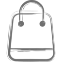 Shopping Bag Icon 5479 Dryicons