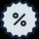 Percent Label Icons