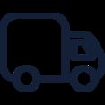 Semi Truck Icon