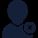 'X' User Icon