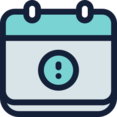 Reminder Calendar Icon