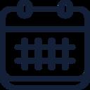 Calendar Grid Icon