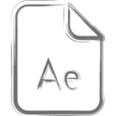 Adobe After Effects File Icon