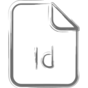 Adobe InDesign File Icon