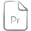 Adobe Premiere File Icon