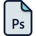 Adobe Photoshop File Icon