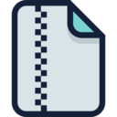 ZIP File Icon