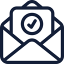 Opened Message Icon