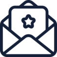 Starred Opened Message Icon
