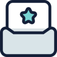 Starred Inbox Icon