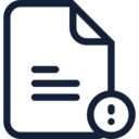 Error Message Icon