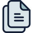 Digital Files Icon