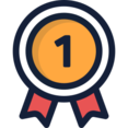 First Place Medal Icon