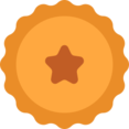 Gold Star Icon
