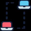Data Laptops Icon