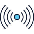 Network Signal Icon