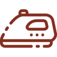 Household Iron Icon