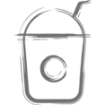Iced Beverage Icon