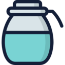 Bottled Water Icon 6718 Dryicons