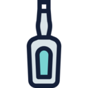 Whiskey Bottle Icon