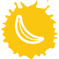 Bright Banana Icon