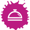 Colorful Platter Icon