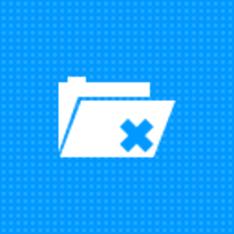 how to delete 102apple folder