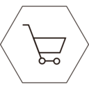 Minimal Checkout Icon
