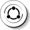 Retro Network Icon