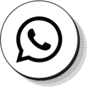 Retro Whatsapp Icon