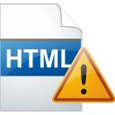 html_page_warning