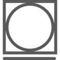 Tumble Dry Permanent Press Icon