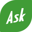 Ask Leaf Icon