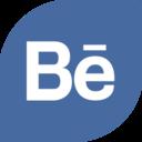 Bēhance Leaf Icon