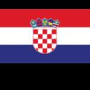 Croatia Flat Flag Icon