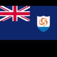 Flat Anguilla Flag