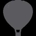 Glyph Hot Air Balloon